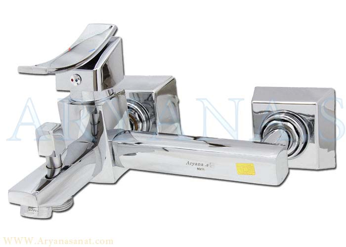 Mechanical Bath Mixer Apadana