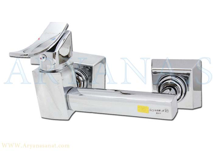 Mechanical Toilet Mixer Apadana