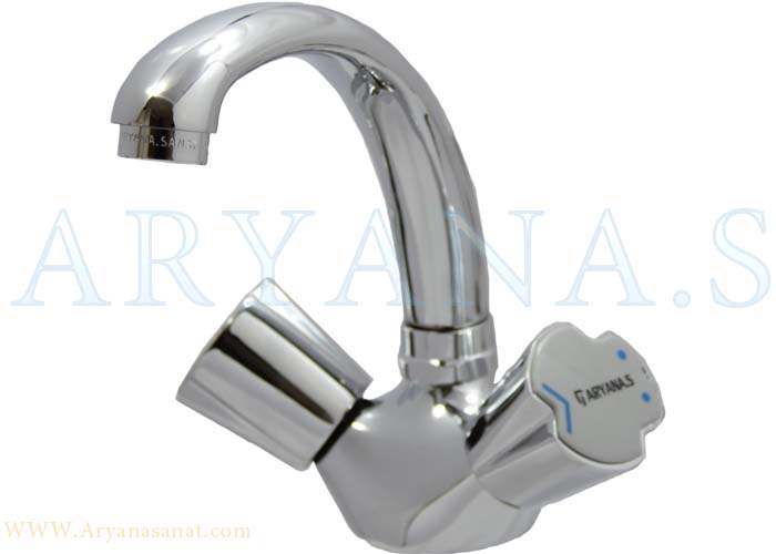 ُSingle Hole Mixer Small Shantia Spout