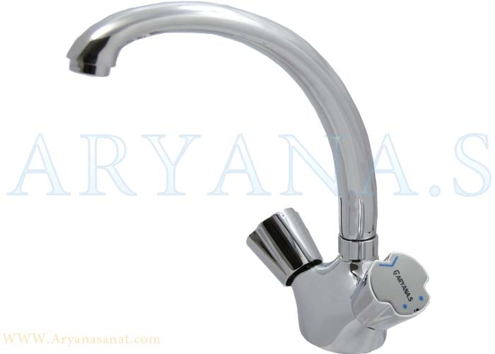 ُSingle Hole Mixer Long Shantia Spout