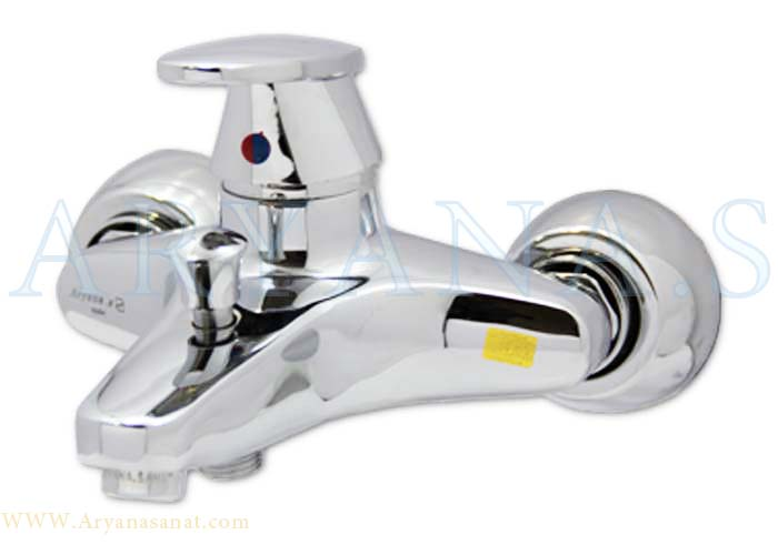 Mechanical Bath Mixer Pardis