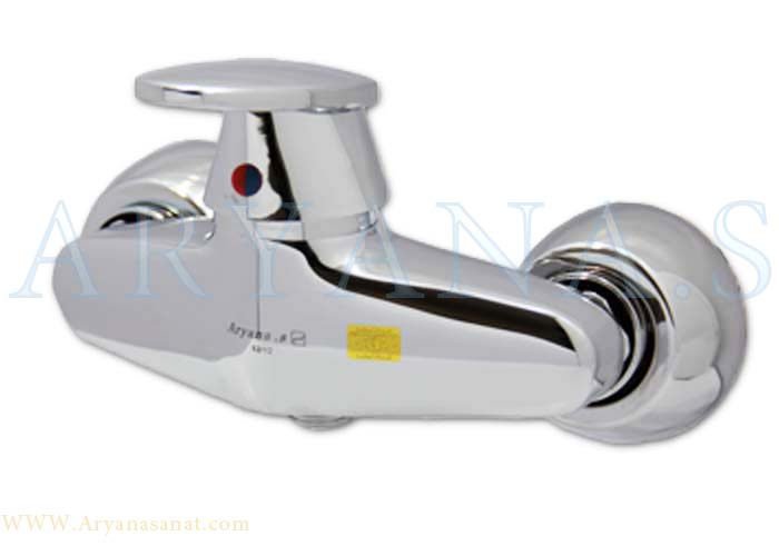 Mechanical Toilet Mixer Pardis