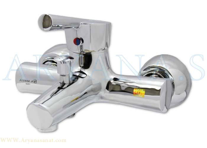 Mechanical Bath Mixer Royal
