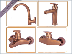 Set Mechanical Pardis Model Copper Color